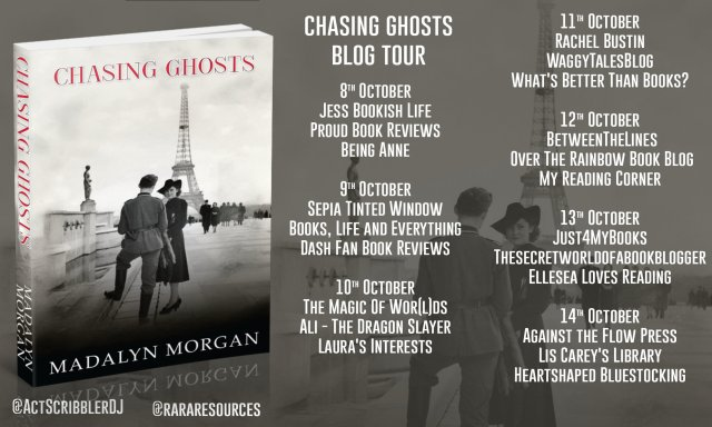 Chasing Ghosts Full Tour Banner